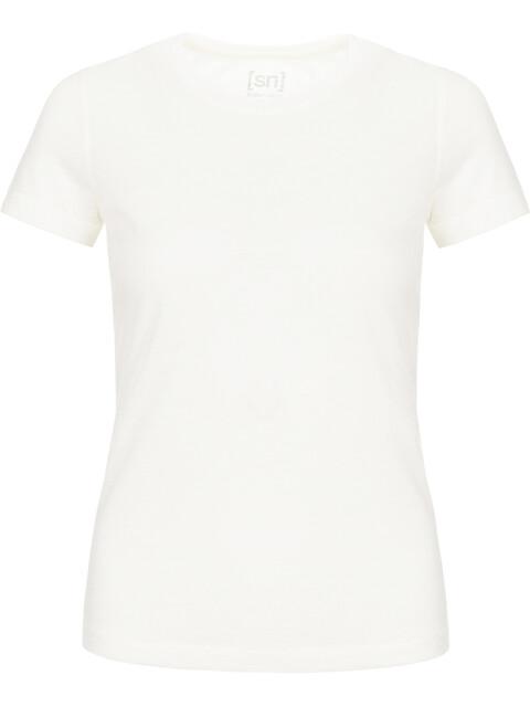 super.natural Base Tee 175 Undertøj Damer hvid